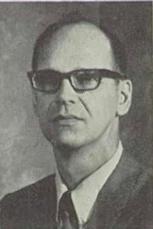 Charles Stephen Hunsinger (Business Education Teacher)