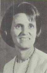Agnes Darline Née Arasmith Newbrey (English Teacher)