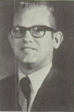John Leo McEachern (Industrial Arts Teacher)