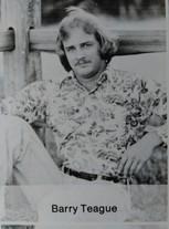 Barry Teague