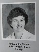 Janice McNeil