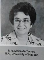 Maria deTorres