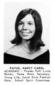 Nancy Carol Pavuk
