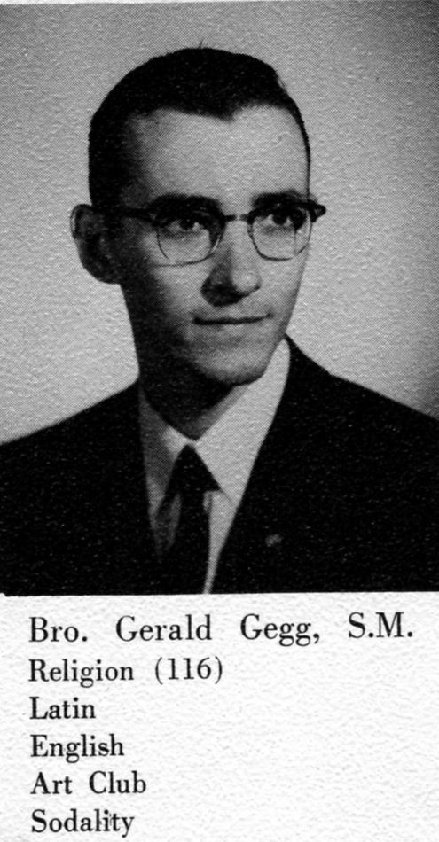 Br. Gerald Gegg
