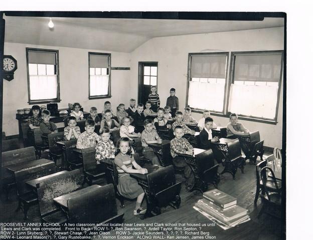 Roosevelt Annex School