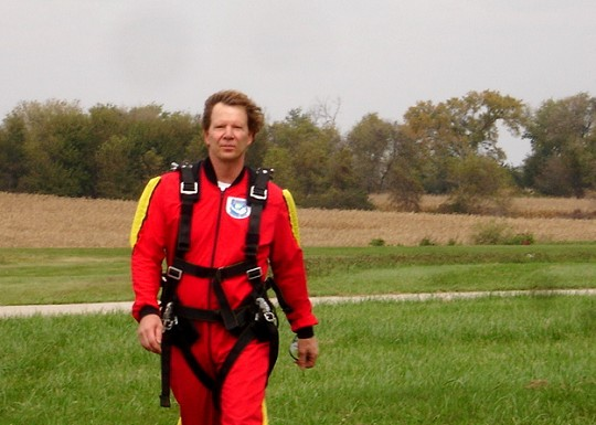 Essay about skydiving in ohio