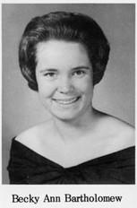 Becky Ann Bartholomew