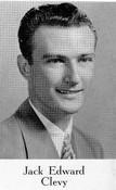 Jack Edward Clevy
