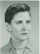 Mabel Gast - English, Speech Teacher