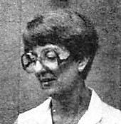 Dot Sibley (English Teacher)
