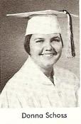 Donna Schoss (Hall)