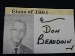 Donald Beaudoin
