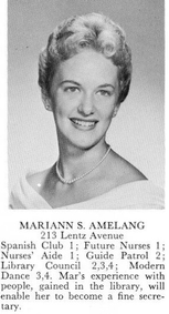 Mariann Sophia Amelang
