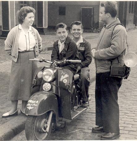 John Haugh and Family