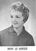Mary Jo Harger