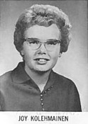 Joy Kolehmainen (Reynolds)
