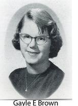 Gayle E. Brown