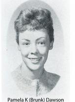 Pamela K. Brunk (Dawson)