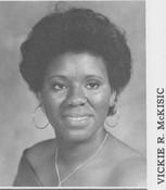 Vickie R McKisic
