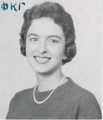 Carol Ruth Durfee (Ford)