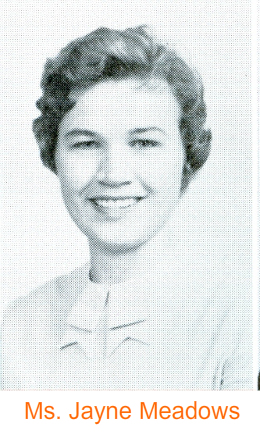 Jayne E. Meadows