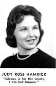 Judy H. Hamrick (Dixon)