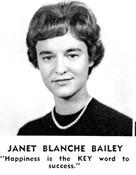 Janet Bailey (Gordon)