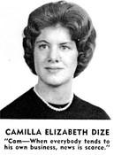 Camilla Dize
