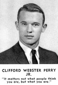 Clifford W. (Cliff) Perry