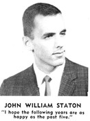John (Jack) W. Staton