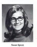 Susan Sprott (Fisher)