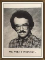 Mike Edmondson