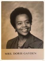 Doris Gayden