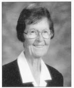 Sister Mary Kieran (Frances Bridget O'Connor)