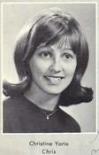 Christine Yorio