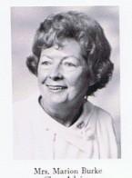 Marion Burke (Lynch)