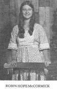 Robin Hope McCormick