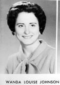 Wanda Louise Johnson (Allen)
