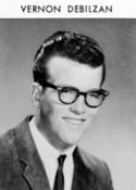 Vernon DE Bilzan W'63