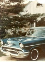 ' 57 Chevy pic