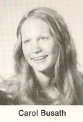 Carol Busath (Heap)