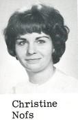 Christine Nofs (Fralick)
