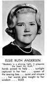 Elsie R Andersen