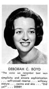 Deborah Boyd (Koffman)