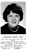 Sharon May
