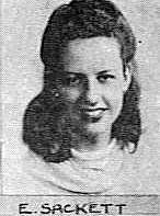 Elaine Sackett (Horner)