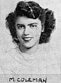 Marion Coleman (Brown)