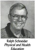Ralph (Bones) Schneider