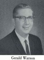 Gerald Warson