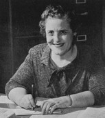Miss Eleanor L. Haitz (Dean Of Girls)